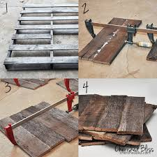 diy pallet wood chargers via cherishedbliss com merrymodpodge pallet