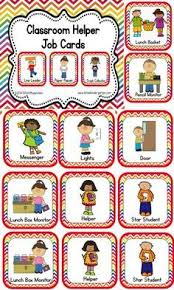 Helper Chart For Preschoolers Clipart Images Gallery For