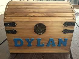wooden toy storage chest designs