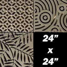 Decorative Metal Grates Decorative 18 X 18 Cast Iron Grate Interlaken Drainagekitscom