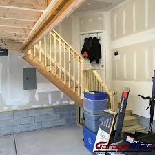 stairs from garage to house. Fine From Garage Storage For Stairs From To House