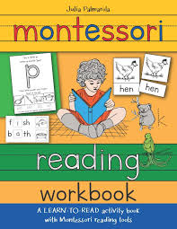 This is split into six phases, from learning about sounds at nursery to becoming fluent. Amazon Com Montessori Reading Workbook A Learn To Read Activity Book With Montessori Reading Tools 9781689552851 Palmarola Julia Irving Evelyn Books