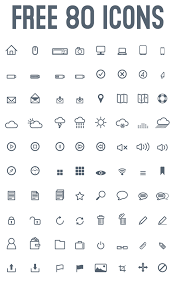Pixeli Icons Pack (80 Icons)