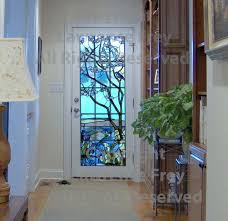 stained glass for front doors stained glass entry door in a pa home stained glass exterior stained glass for front doors