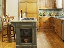 Image Of: New Small Kitchen Island With Seating