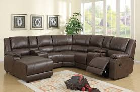 u shaped sectional with recliner. Brilliant With And U Shaped Sectional With Recliner L