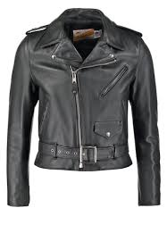 schott made in usa men jackets leather jacket black schott leather jackets schott flight jacket with contrast sleeves whole