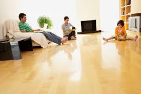are your hardwood floors warping