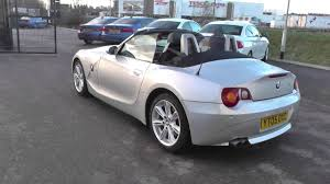 Coupe Series 2004 bmw roadster : BMW Z4 (E85) Z4 3.0i SE Roadster M54 3.0 0 2004 U12667 - YouTube