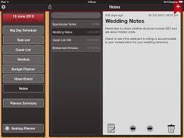 Wedding Planner Pro Screenshots Diy Wedding Planning App For The