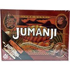 Real Wooden Jumanji Board Game Classy Amazon Jumanji The Game In Real Wooden Box Toys Games