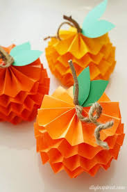how to make girly things out of paper 44 fall crafts for kids fall activities and project ideas for kids