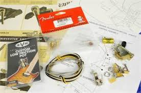 angela 3 way super premium wiring kit for telecaster evh pot