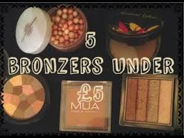 5 bronzers under 5 makeup reviews emily chloe 123