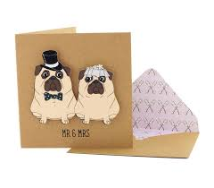 what to write in a wedding card wedding wishes hitched co uk What To Write For Wedding Card pug themed wedding card suggestions for what to write in wedding card