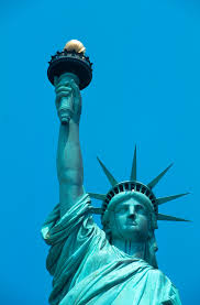 statue of liberty floor lamp design ideas