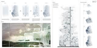 Carbon Column Design Propagate Skyscraper Carbon Dioxide Structure Evolo