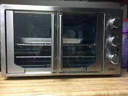 french door toaster oven oster french door toaster oven tssttvfddg 033