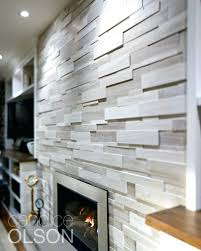 64 Best Fireplace Images On Pinterest  Fireplace Ideas Fireplace Stacked Stone Veneer Fireplace