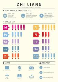 awesome resumes. Make An Awesome Resume 50 Designs That Will Bag The Job Hongkiat 3