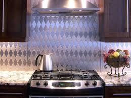 Steel Backsplash Kitchen Home Design 89 Interesting Stainless Steel Back Splashs