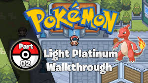 How To Get A Train Ticket In Pokemon Light Platinum Pokemon Light Platinum Walkthrough Part 2 Central City