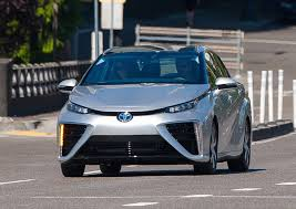 is toyota s hydrogen fuel cell fervor foolish or foresighted with charts