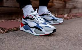 •a noticeably bulky silhouette is the perfect throwback styling from the '80s. Puma Rs Running System Ferrari Off 76 Buy