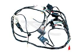 rpro gy6 plug n play 11 pole harness plugshonda ruckuss