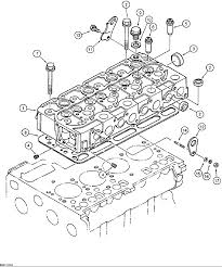 Free printables engine head diagram large size