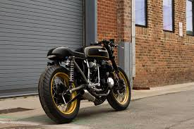 a complete guide to build the perfect honda cafe racer columnm