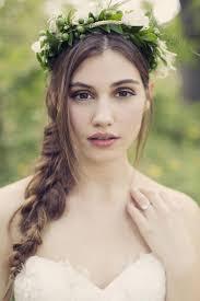 55 Id Es Romantiques De Coiffure Mariage Cheveux Longs