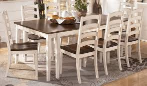 living trendy ashley furniture table set 8 whitesburg dining room extension modern