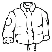 winter coat coloring page raincoat for men coloring page coloring pages for kids spring