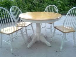 shabby chic round kitchen table shabby chic table fancy shabby chic round kitchen table and dining