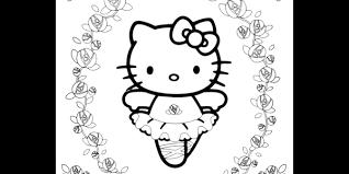 Hello Kitty Disegni Da Colorare Anime Cartoon