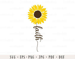 Please purchase a commercial license if you wish to use this design on tangible items you intend to sell. Faith Hope Love Svg Sunflower Bundle Svg Sunflower Svg Flower Etsy Faith Svg Flower Svg Faith Hope Love