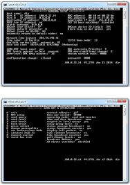 novo solutions change qsnet controller or npc dlr setting as illustrated in the below screen shoots