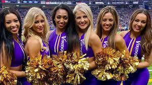 Vikings <b>Cheerleaders</b> | Minnesota Vikings - vikings.com