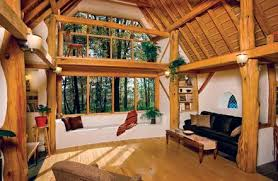 small timber frame homes