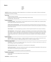 rn resume objective nursing resume objective 7 documents in pdf