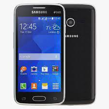 Samsung Galaxy Ace NXT Black 3D
