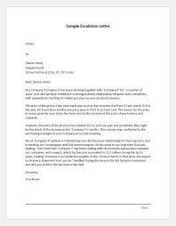 Business Letter Sample Word Escalation Letter Samples For Ms Word Word Excel Templates