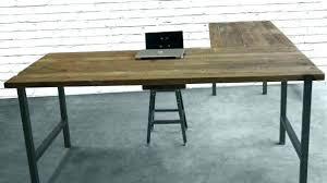 wood office desks. Wood Desk Designs Design Reclaimed Office Desks