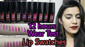 best affordable lipstick for indian skin tone stay quirky liquid lipsticks swatches wear test