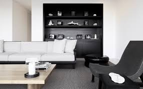 Edgy furniture and bold silhouettes contribute to a truly ...