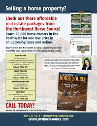 Real Estate Ad Real Estate Advertising Packages Nw Horse Source