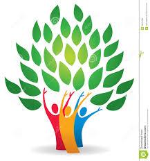 Family Tree Logo Stock Vector Illustration Of Element 35074196