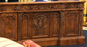 white house oval office desk. White House Oval Office President Resolute Desk Clinton Presidential Library Museum And