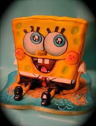 Spongebob Squarepants Cake Design Walyou